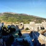 Anamur, Mamure Kalesi, Wehrmauern