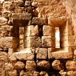 Antakya, Zitadelle, Fenster