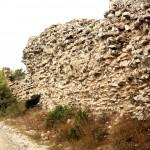 Antakya, Zitadelle, Burgmauer