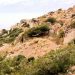 Antakya, Zitadelle, Wehrtmauer