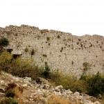 Antakya, Zitadelle, Wehrmauer