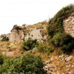 Antakya, Zitadelle, Wehrturm