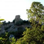 Babaoglan Kalesi, Wehrturm
