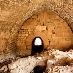 Bagras Kalesi, Gewölbe