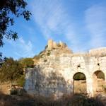 Bodrumkale und antike Ruinen, Wehrturm
