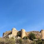 Bodrumkale, Burgmauer