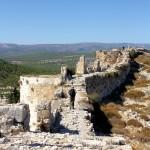 Silifke Kalesi, Camardesium, Burgmauer