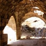 Silifke Kalesi, Camardesium, Gewölbe