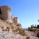 Silifke Kalesi, Camardesium, Mauer und Wehrtürme