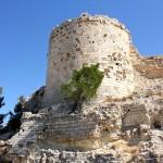 Silifke Kalesi, Camardesium, Wehrturm
