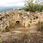 Lampron, Wehrmauer