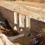 Trapezak, Aquädukt zur Vorburg