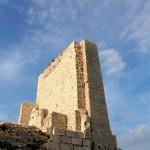 Korykos, Krzkalesi, Landburg, Turm