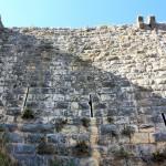 Sis, Burgmauer