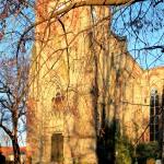 Pfarrkirche Wachau, Turm (Zustand Dezember 2013)