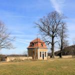 Pavillon am Schloss Döben