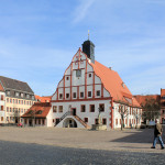 Rathaus in Grimma