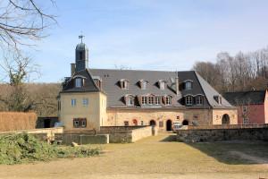 Wirtschaftsgebäude des Rittergutes Döben