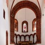Wechselburg, Stiftskirche, Chor