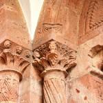 Wechselburg, Stiftskirche, Kapitelle
