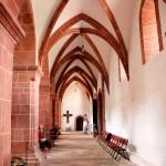 Wechselburg, Stiftskirche, Seitenschiff