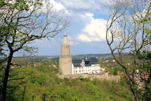 Schloss Osterburg in Weida, Landkreis Greiz