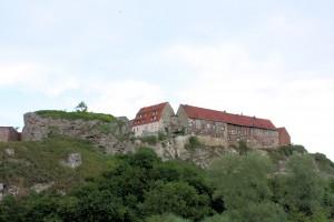 Wendelstein, Burg