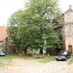Burg Wendelstein, Mittleres Schloss und Neues Schloss