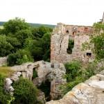Burg Wendelstein, Unterburg