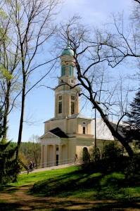 Ev. Pfarrkirche Wolkenburg
