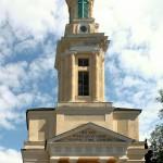 Wolkenburg, Ev. Mauritiuskirche, Westbau