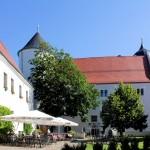 Schlosshof Wurzen