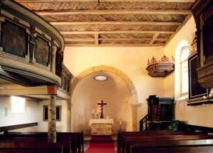 Kirchen - Orte der Stille und des Gebets, Aue-Aylsdorf bei Zeitz