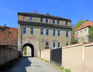 Deutschordenshof Zwätzen, Torhaus